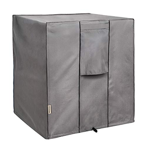 BOLTLINK Air Conditioner Covers for Outside Units, AC Unit Covers Outdoor Fits up to 32 x 32 x 24 inches
