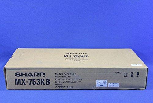 Sharp Service Kit (MX753KB) 300k Maintenance Kit 2 VE 1 set för MX-M623U, -M753U beställningsartiklar, ej annulleras bar!