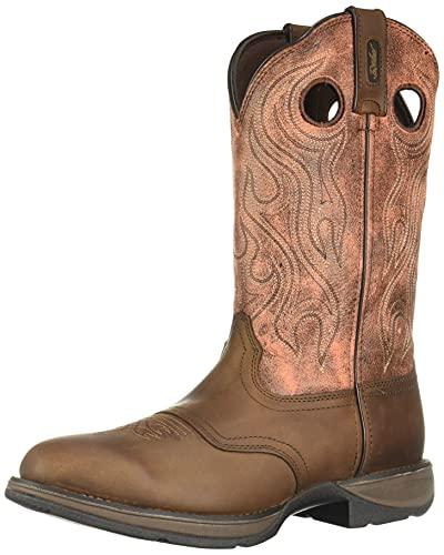 Durango BootsDB5474 - Stivali western Uomo, Marrone, 41 EU / 8 US