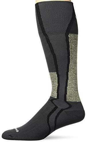 Swiftwick Hockey Sock, Small, Gray
