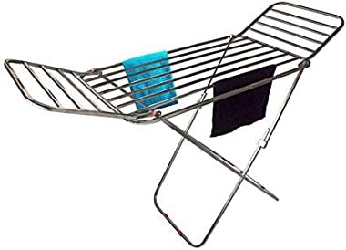 s k modern art Pure Stainless Steal Clothes Drying Rack