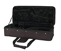 CLOUDMUSIC Concert Ukulele Case - Best Concert Ukulele Cases