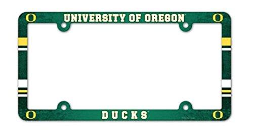 University of Oregon Duck 2-PACK Full Color License Plate Frames