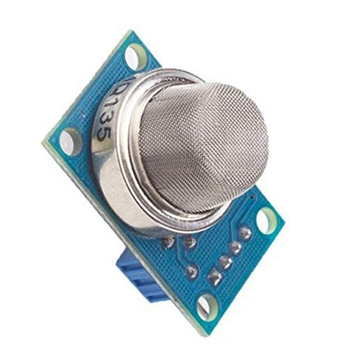 Lorenlli Alta Precisión MQ135 MQ-135 Sensor de Calidad del Aire Módulo de Detección de Gas Peligroso Junta de Detección de la Calidad del Aire para Arduino