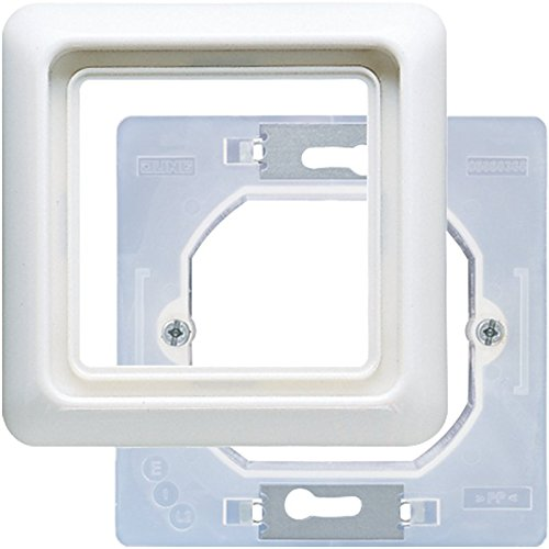 Preisvergleich Produktbild Jung Rahmen CD681WUWW 1fach