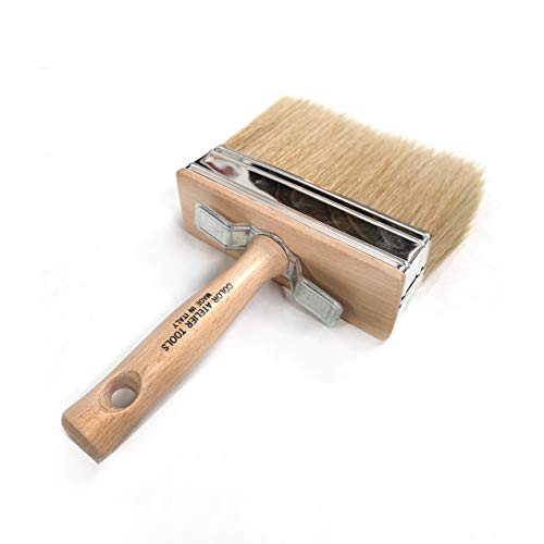 Color Atelier Limewash Paint Masonry Brush (6-Inch Large)