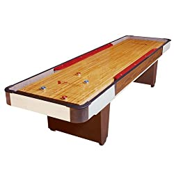 Venture 12-foot Classic Cushion Shuffleboard Table