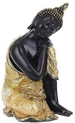 MISS KANG Statuen Design Art Harz Thailand Buddha Fengshui Indien Religiöser Buddhismus Home Skulpturen Handwerk Qingchunw