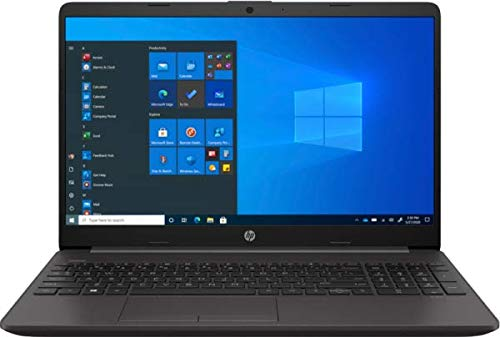 HP 250 G8 - Ordenador portátil de 15,6 pulgadas, 1366 x 768 Pixeles, Intel i3-1115G4, 8 GB DDR4-SDRAM - 256 GB SSD - Windows 10 Pro