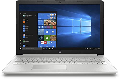 HP 15 Ryzen R3 15.6-inch Full HD Laptop (4GB/1TB HDD/Windows 10 Home/Vega 3 Graphics/MS Office/Natural Silver/2.04 kg), 15-db0186AU
