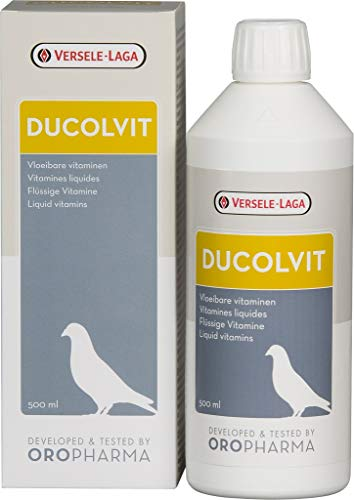 Ducolvit 500ml, Vitamina Complejo Para Pájaros & Palomas