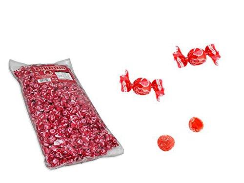 Lote de 2 kilos de Caramelos Pikotas Sabor Cereza . Golosinas. Juguetes y Regalos Baratos para Fiestas de Cumpleaños, Bodas, Bautizos, Comuniones y Eventos.