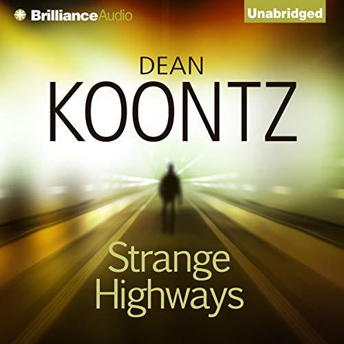 Strange Highways audiobook cover art