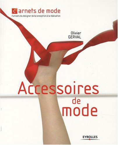 Accessoires de mode (Carnets de mode)