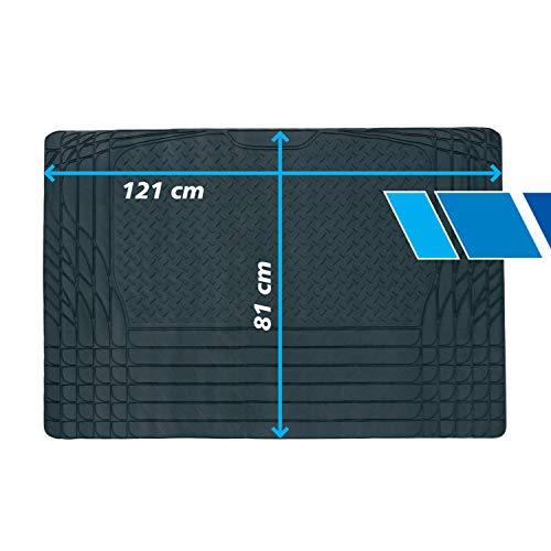 JOM 20693 Kofferraum Matte Gummimatte 121x81cm Universal zuschneidbar