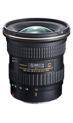 Tokina at-X 11-20/2.8 Pro DX Objektiv für Canon schwarz