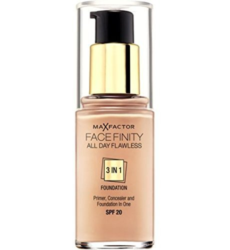Max Factor Facefinity 3 in 1 Foundation 30ml Crystal Beige (33) by Max Factor