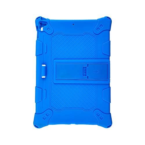 10.2/10.5 Funda de silicona para Tablet PC, Funda protectora de silicona para Tablet PC para niños, Accesorios de computadora multicolor Regalos