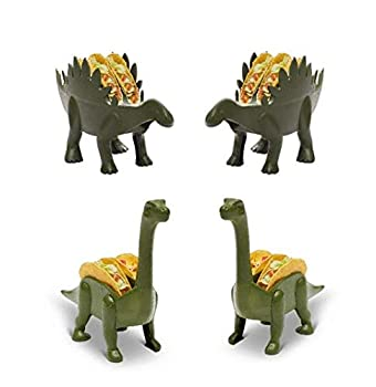 Kid at Heart Crafts Dinosaur Taco Holders – 3 Pack
