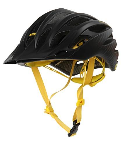 MAVIC Crossmax SL Pro MIPS MTB Fahrrad Helm schwarz/gelb 2018: Größe: S (51-56cm)