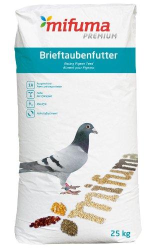 Mifuma Taubenfutter Zucht&Mauser ECO 25 kg