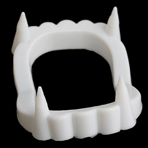 Valcano Vampire Dracula Teeth- Halloween Monster Werewolf Zombie Fangs- Halloween Party