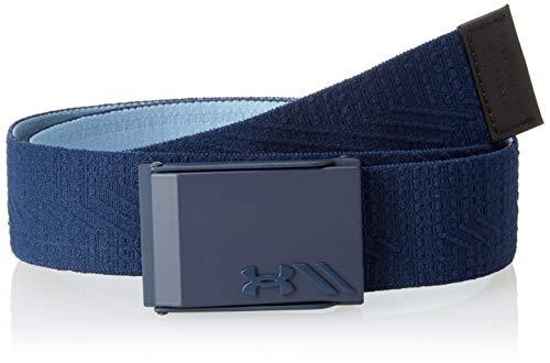 Under Armour Men's Reversible Str Belt - Cinturón Hombre