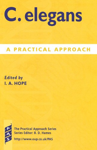 C. Elegans: A Practical Approach (Practical Approach Series, Band 213)
