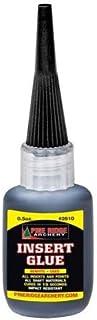 Pine Ridge Insert Glue, 0.5 oz, Black