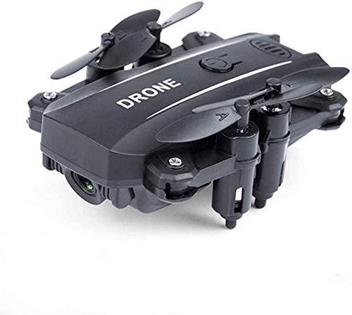 aipipl Mini Selfie Camera HD 1080P RC Quadcopter WiFi FPV Plegable Altitud Hold Helicóptero Modo sin Cabeza Juguete para Principiantes