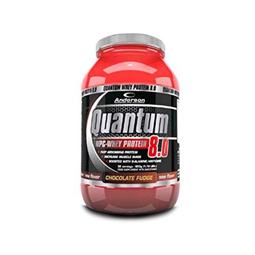 Anderson Quantum Wpc Whey Protein 8.0 Doppio Cioccalato - 800g