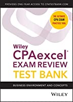 Wiley CPAexcel Exam Review 2021 Test Bank: Business Environment and Concepts (1-year access) (Wiley CPA Exam Review Business Environment & Concepts)