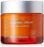 Andalou Naturals - Renewal Cream Brightening Probiotic plus C - 1.7 fl oz