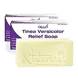 affodable Natura Sil Tinea Versicolor 10% Sulfur Soap – 4 oz Bar – 2 Pack