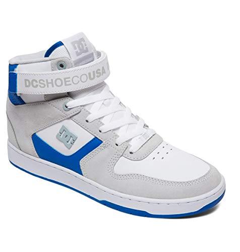EU 45 DC Shoes Penza Chaussures Homme Blanc