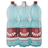 Acqua Leggermente Frizzante Guizza - Fardello da 6 Bottiglie 1,5Lt