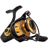 "Penn 1481262 Spinfisher VI Spinning Saltwater Reel, 4500 Reel Size, 6.2: 1 Gear Ratio, 40"" Retrieve Rate, 6 Bearings, Ambidextrous"