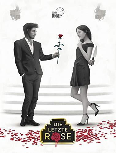 Deadly Dinner - Krimi-Dinner Für Zuhause - 5 Bis 7 Spieler - Die letzte Rose