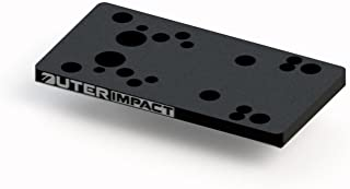 Outerimpact Red Dot Adapter/Mount for Glock Pistol - M.R.A