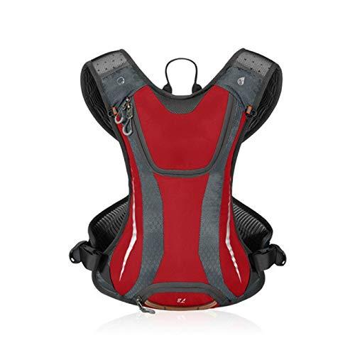 YNSNWBD Fahrradrucksack5L Wasserdichter Unisex-Fahrradrucksack Outdoor-Sportrucksack für Wasser-Trekking