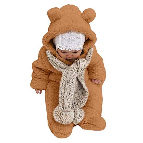 Recién Nacido Mameluco Capucha Pijamas Ropa Una Pieza