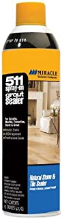 Miracle Sealants 511 Spray-On Grout Sealer 443ml The Best in an Aerosol Can! by Miracle Sealants
