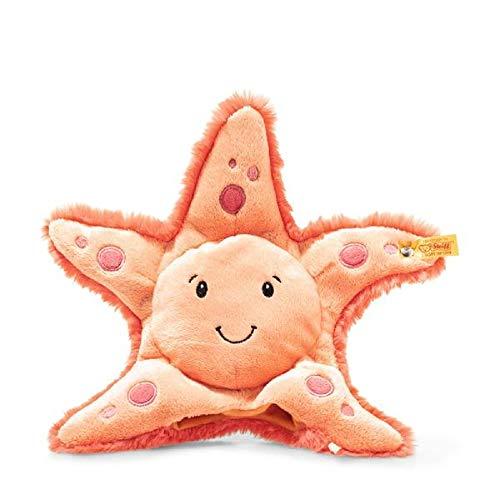 Steiff 63893 Soft Cuddly Friends Starry Seestern, Koralle