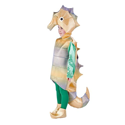Disfraz de caballito de mar infantil - 1-3 años