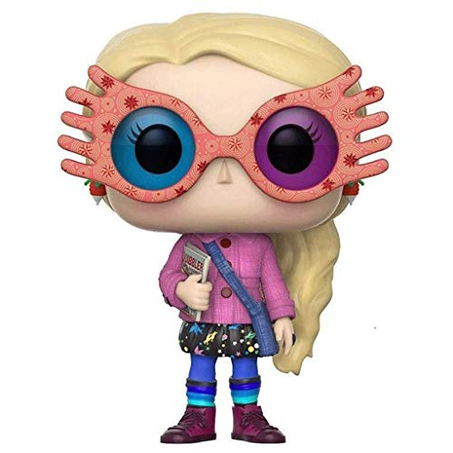 Funko Pop Movies : Luna Lovegood 3.75inch Vinyl Gift for Movies Fans SuperCollection