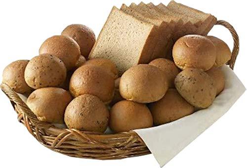低糖質パン 糖質オフ パン 糖質制限パンセット(ロールパン ごまパン バジルパン 食パン) 糖質オフ 糖質制限 低糖パン 低カロリー 食品 糖質カット