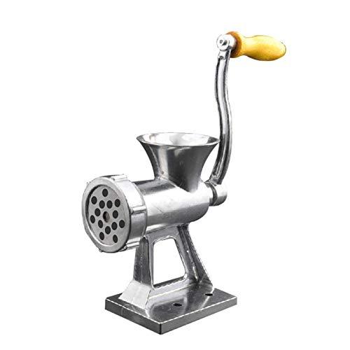 Amoladora de carne Molinillo manual de la carne de salchicha platos de fideos de la salchicha Handheld Making Gadgets MinCER Pasta Fabricante de la manivela Cocina de la cocina Herramientas de cocina