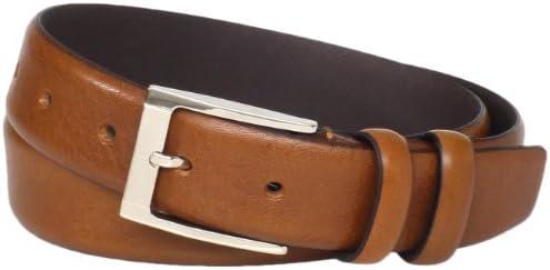 Florsheim Men s Italian Full Grain Leather Feather Edge 32MM Cognac 42 product image