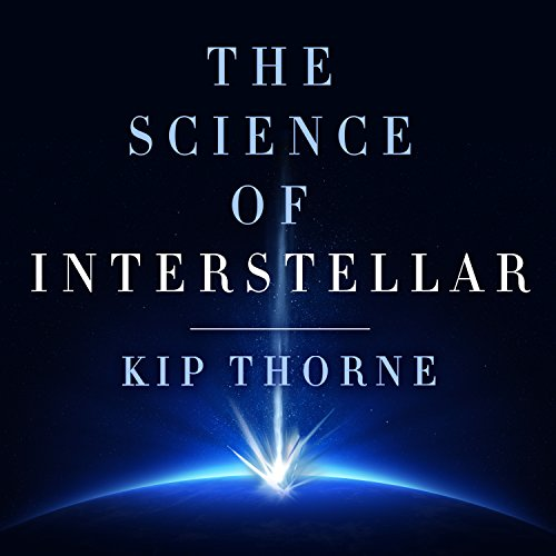 The Science of Interstellar audiobook cover art