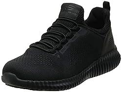 powerful Skechers Men's Shoes Seth Knock Food Service, Black, 12 US